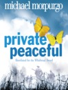 Private Peaceful (MP3)